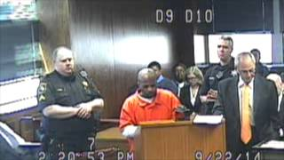Video: Judge Sentences Stanley Harrison To Life In Prison In First Degree Murder Of  Shandar Turner