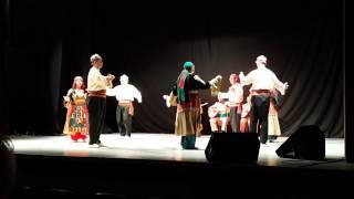preview picture of video 'Hacıbektaş Kültür Bakanlığı Semah ekibi'