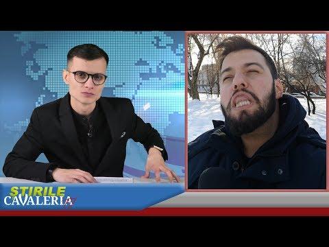 Cavaleria TV - Știri! Nu fake news! - [Reportaj super-merga serios] - Cavaleria.ro