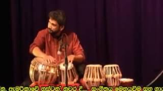 Wakkada Langa - W D Amaradewa Live with Nalaka Anjana Kumara