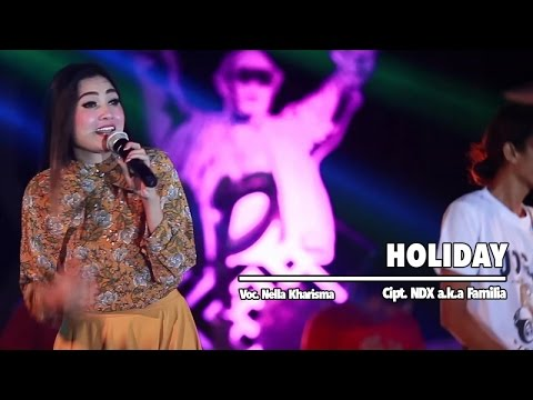 Nella kharisma   holiday  official music video