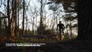 Mad Max enjoys the #sacfoxsingletrack experience on his cx bike. Video by Hall Bicycle Company, Cedar Rapids, Iowa