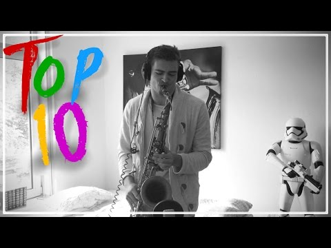 Top 10 Charts Played On The Saxophone (November 2016)