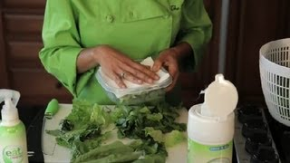 The Best Way to Store & Keep Lettuce Fresh : Clean Eating