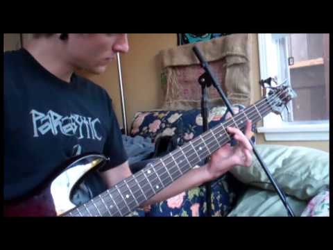 Otep - Hag (Bass Cover)