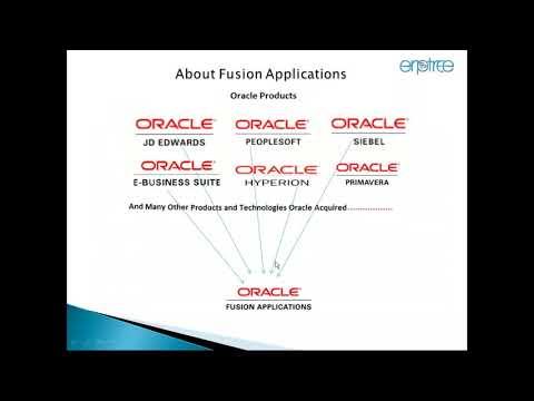 Oracle Fusion Cloud Financials Training   SaaS - PaaS - IaaS ...