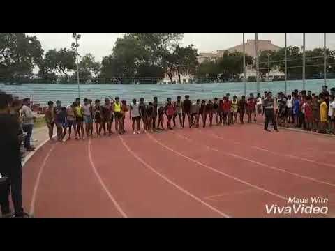 Khel mahakumbh 2018 .madhubhan 1500 meters