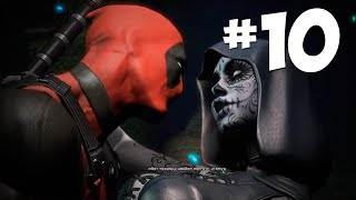 Прохождение игры Deadpool #10 Избранный самой смертью