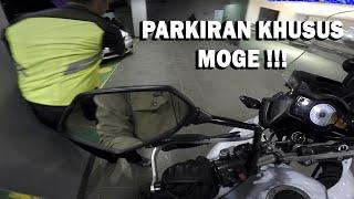 Kawasaki Versys 650 di sangka Harley sama tukang parkir
