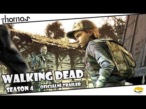 The Walking Dead 4: The Final Season - Finální trailer s volným českým překladem | Thomas