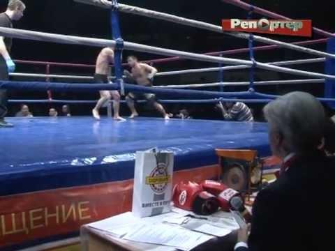 В Самаре прошел международный турнир по боям без правил Hero ММА