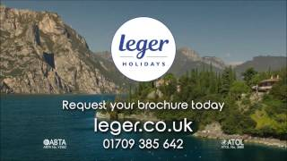 Step On Step Off- Filmed for Leger Holidays- Lake Garda