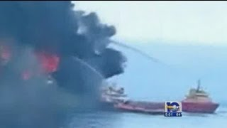 Deepwater Horizon Oil Spill - Timeline