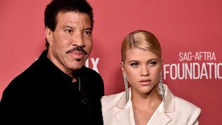Lionel Richie on Daughter Sofia Dating Scott Disick: 'It's Just a Phase' | Kholo.pk