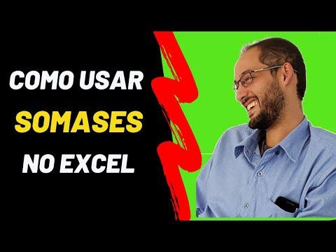 Como usar somases no Excel + dica exclusiva - Desafios Excel na Veia #002