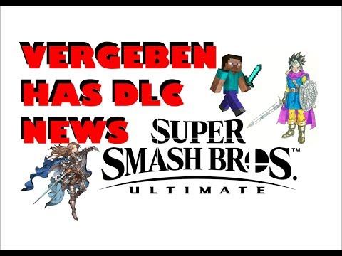 VERGEBEN HAS SOME SMASH BROS ULTIMATE DLC NEWS - Slackerz Gaming