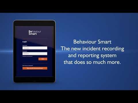 Behaviour Smart Behaviour Support  & Incident Recording System
