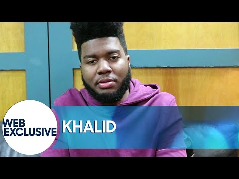 How I Wrote That Song: Khalid
