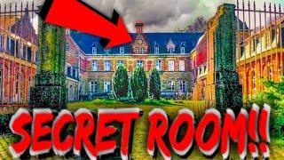 Secret room found in huge millionaire mansion (ABANDONED)