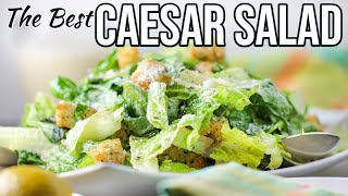 Italian Cuisine | Classic Caesar Salad | How To Feed A Loon