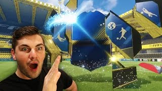 TEAM OF THE YEAR PLAYER IN A PACK!!! AND POGBA TOO!!! FIFA 17 ULTIMATE TEAM (It
