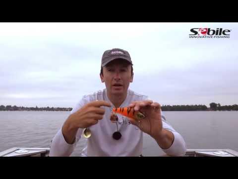 Sebile Spin Glider 95 FL videó