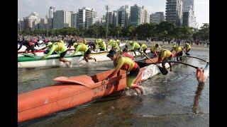 Equipe Samu Team Brazil (SP) vence a 17ª Volta à Ilha de Santo Amaro