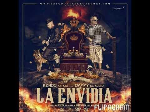 """Kendo Kaponi Ft Daffy """"El Audio"""" - La Envidia (Oficial Preview)"""
