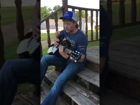 Even Though I'm Leavin'- Luke Combs cover