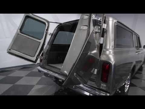 1967 Chevrolet Suburban - Chevrolet (1)