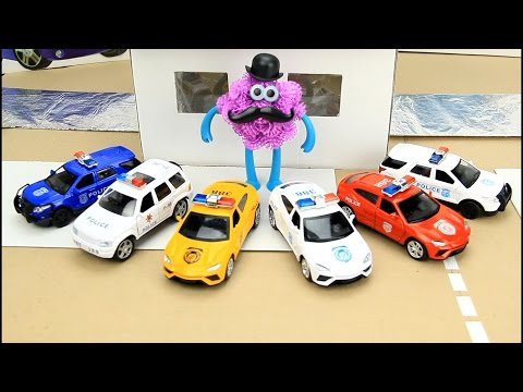 Toy FactoryFactory Police Car  | Cars for Kids | Video For Kids