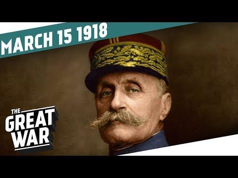 Vrchní spojenecké velení na obzoru - Velká válka