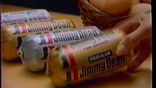 1988 Jimmy Dean Sausage TV Commercial
