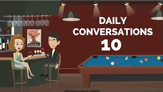 Actions - Daily Life & Work - 10 - English Lessons for Life - Daily English Lessons