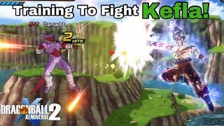 Ultra Instinct Goku Training For DLC 7! First Jiren And Now Kefla! Dragon Ball Xenoverse 2