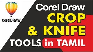 How to use Knife Tool in corelDraw X7 - Free video search site