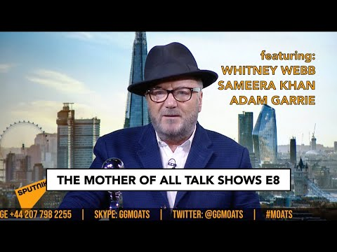 George Galloway - The Mother Of All Talkshows - Episode 8