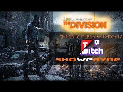 The Division - Město duchů (LIVESTREAM #2)