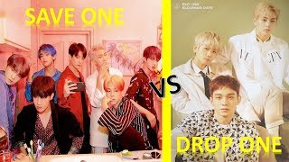 SAVE ONE DROP ONE | K POP GAME