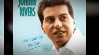 "JOHNNY RIVERS-""CARPET MAN""(VINYL + LYRICS)"