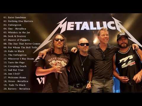 The Best Of Metallica - Metallica Greatest Hits full Album