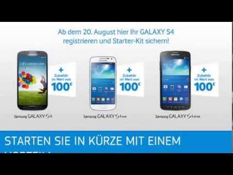 Samsung: 100€ Gratis-Kit beim Kauf eines S4-Smartphones