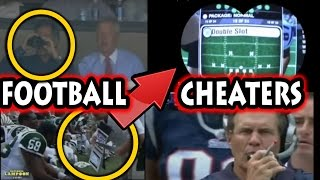 Biggest Cheaters in Football History