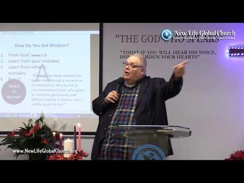 "Apostle Greg Gill: ""It"