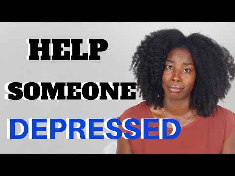 How to Help Someone with Depression by Undefined Therapy
