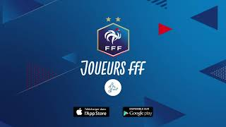 "Application ""Joueurs FFF"""