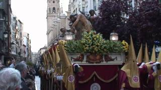 preview picture of video 'Procesión del Santo Entierro de Logroño. Semana Santa 2011 (1 de 3)'