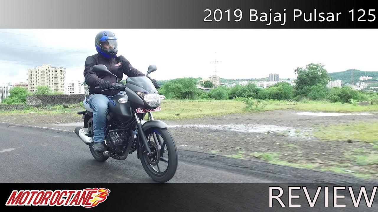 Motoroctane Youtube Video - 2019 Bajaj Pulsar 125 Review | Hindi | MotorOctane