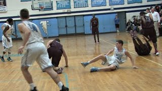Basketball FAILS & Funny Moments - Elite Bloopers Vol. 9