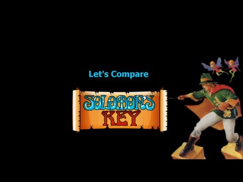 Let's Compare ( Solomon's Key )